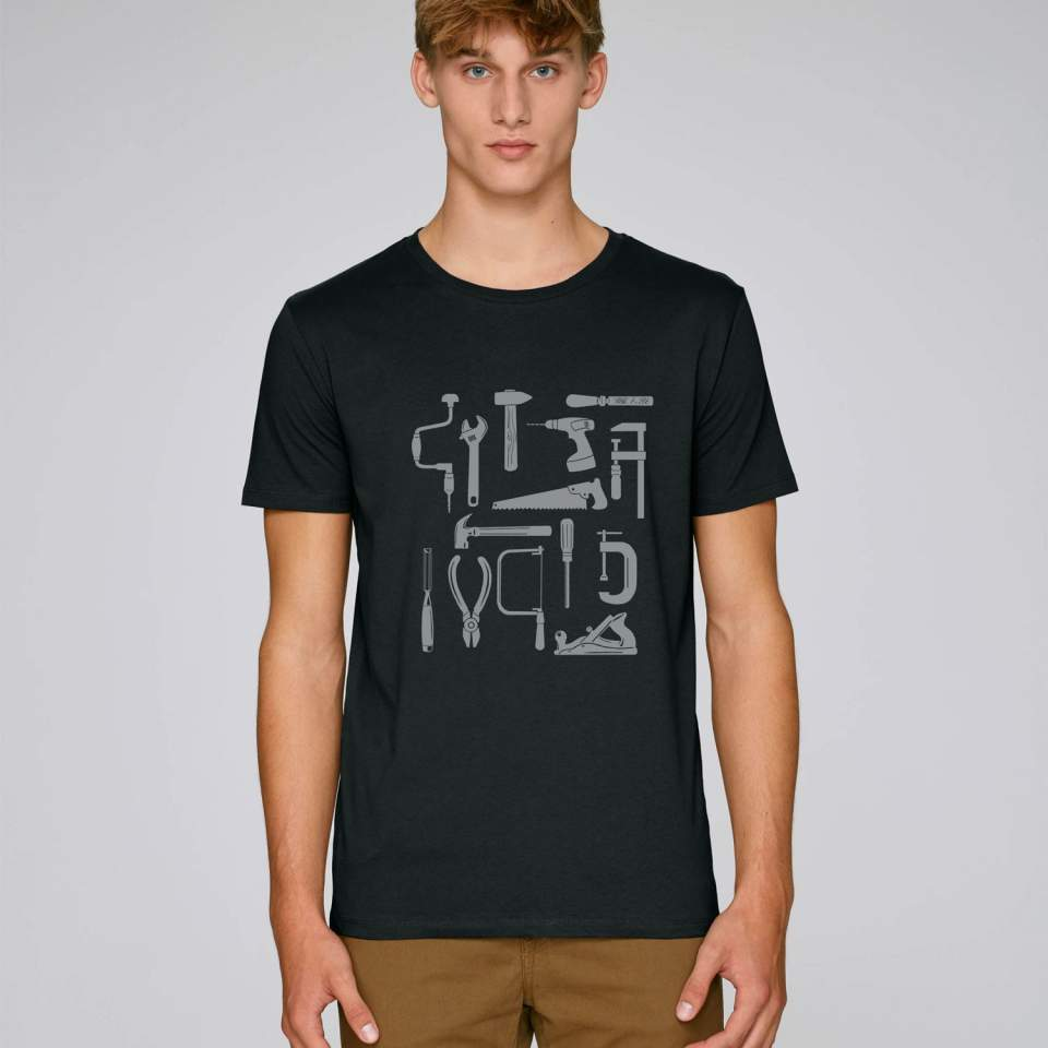 Tools men's t-shirt