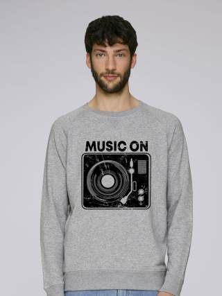 Music on Sweatshirt