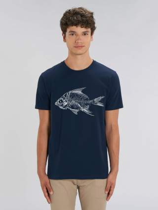 X-ray fish men's t-shirt