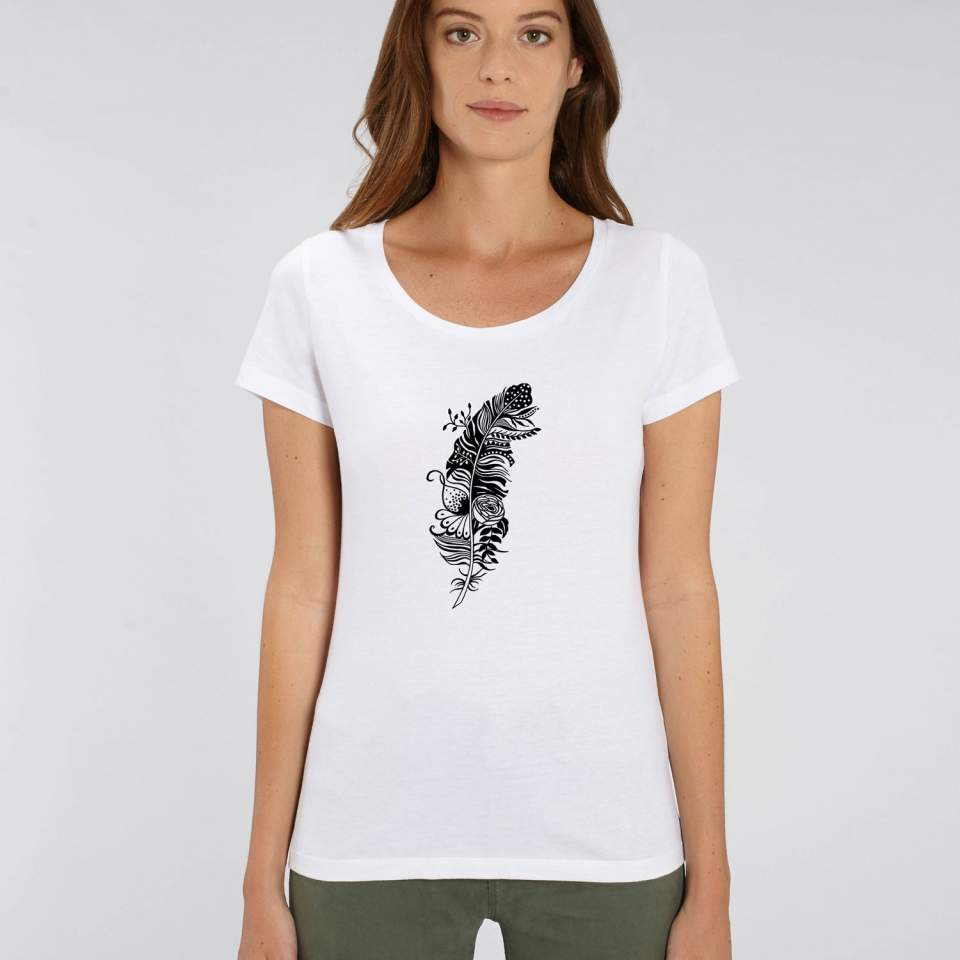 Feather women's t-shirt