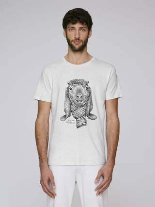Vincent Van Goat men's t-shirt