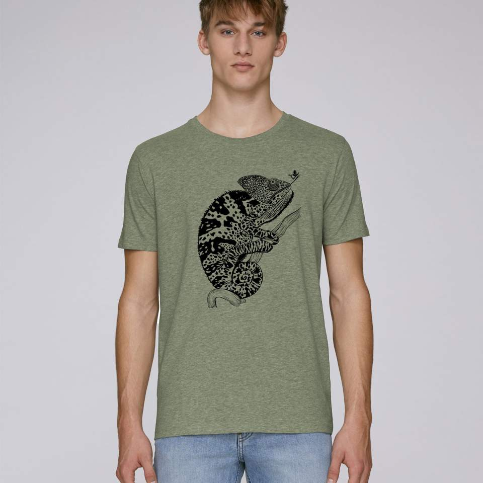Lizard men's t-shirt
