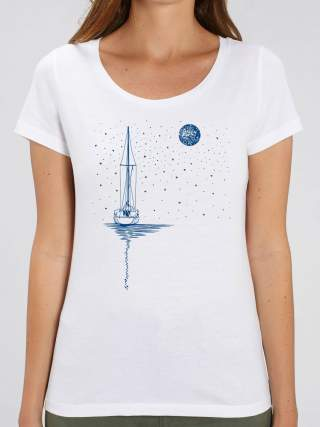 Sailing women's t-shirt