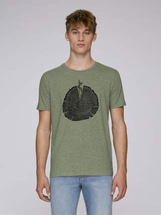 Log men's t-shirt
