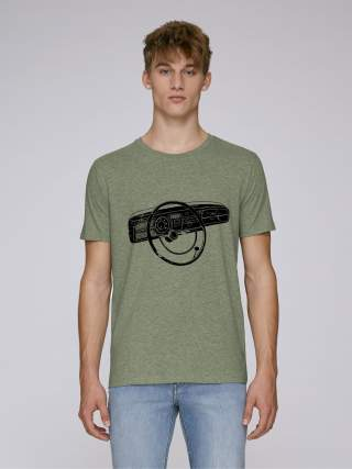 "Men's t-shirt ""Along the way"""