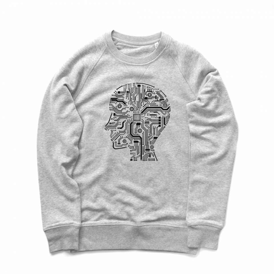 Micro Chip Sweatshirt