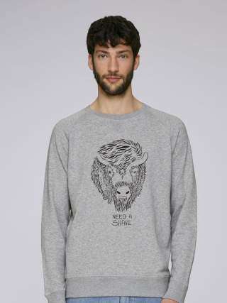 Need a shave Sweatshirt