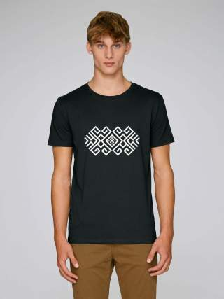 Pattern men's t-shirt