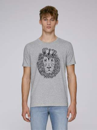 Lion men's t-shirt