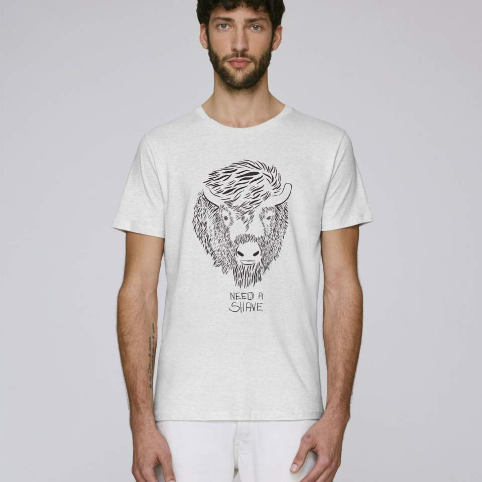 Need a shave men's t-shirt