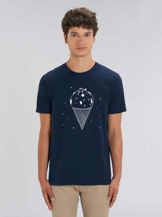 Moon Ice Cream men's t-shirt