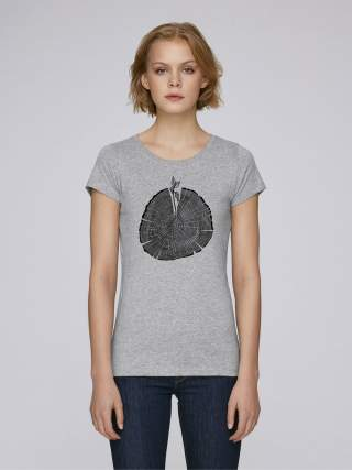 Log women's t-shirt