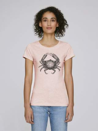 Crab women's t-shirt