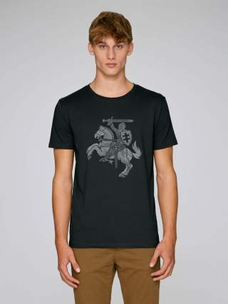 Lithuanian knight men's t-shirt