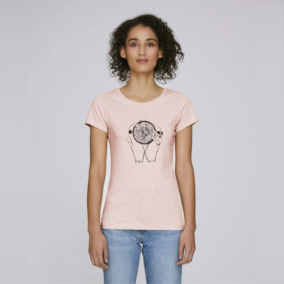 Coffee with spices women's t-shirt