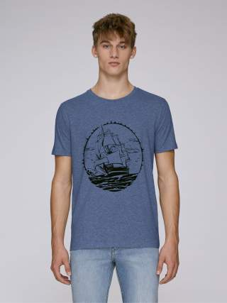 Sailboat men's t-shirt